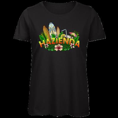 Motiv: Organic Lady T-Shirt - AlocaNegra - Hazienda