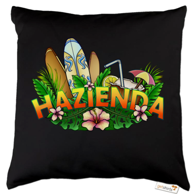 Motiv: Kissen Baumwolle - AlocaNegra - Hazienda