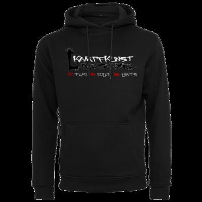 Motiv: Heavy Hoodie - Kampfkunst Lifestyle - Logo 1