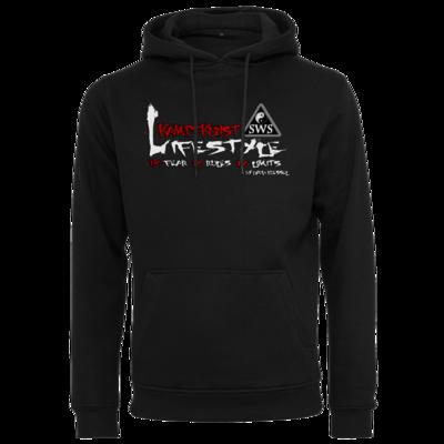 Motiv: Heavy Hoodie - Kampfkunst Lifestyle - Logo 2