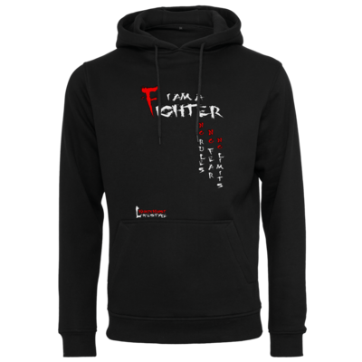 Motiv: Heavy Hoodie - Kampfkunst Lifestyle - I am a Fighter