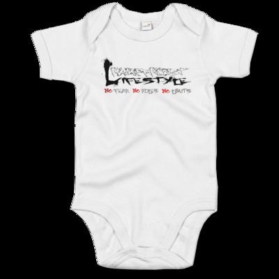 Motiv: Baby Body Organic - Kampfkunst Lifestyle - Logo 1
