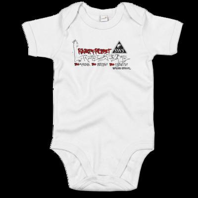 Motiv: Baby Body Organic - Kampfkunst Lifestyle - Logo 2