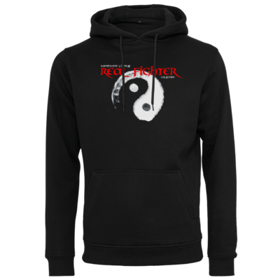 Motiv: Heavy Hoodie - Real Fighter