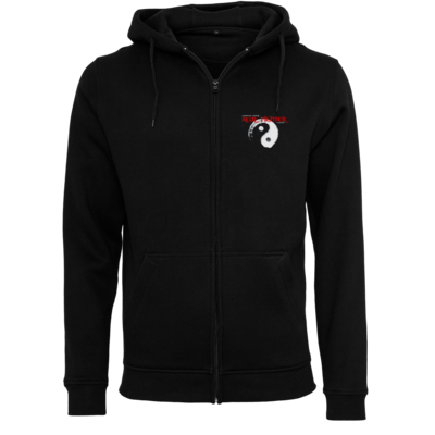 Motiv: Heavy Zip-Hoodie - Real Fighter