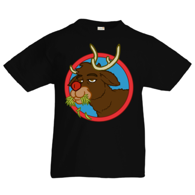 Motiv: Kids T-Shirt Premium FAIR WEAR - Rudolph