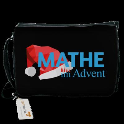 Motiv: Schultertasche - Mathe im Advent Logo