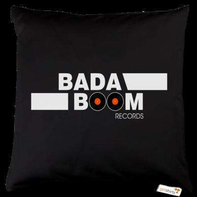 Motiv: Kissen Baumwolle - BadaBoom