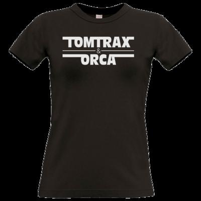 Motiv: T-Shirt Damen Premium FAIR WEAR - T&O Logo