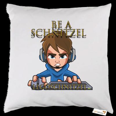 Motiv: Kissen - Be A Schnitzel