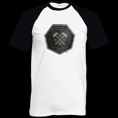 Motiv: TShirt Baseball - Wappen - Xorlosch