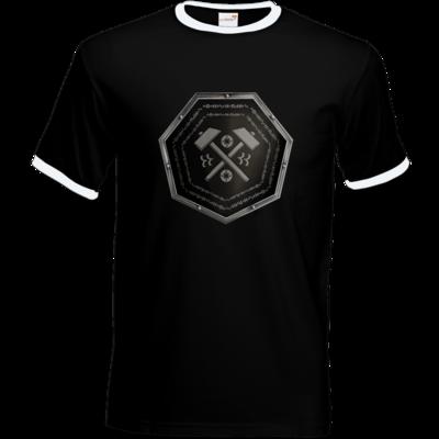 Motiv: T-Shirt Ringer - Wappen - Xorlosch