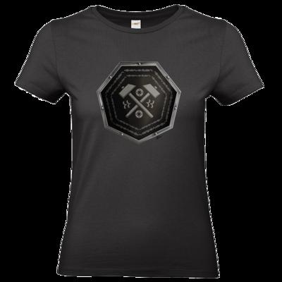 Motiv: T-Shirt Damen Premium FAIR WEAR - Wappen - Xorlosch