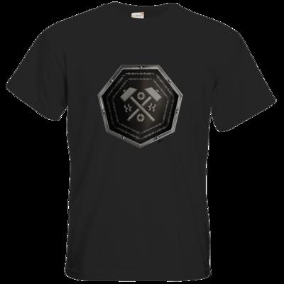 Motiv: T-Shirt Premium FAIR WEAR - Wappen - Xorlosch