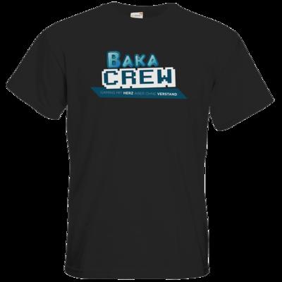 Motiv: T-Shirt Premium FAIR WEAR - BakaCrew Logo mit Claim