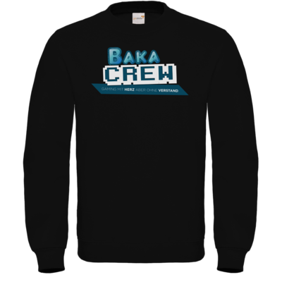 Motiv: Sweatshirt FAIR WEAR - BakaCrew Logo mit Claim