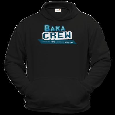 Motiv: Hoodie Classic - BakaCrew Logo mit Claim