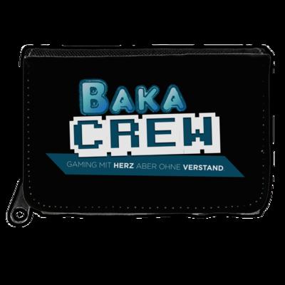 Motiv: Geldboerse - BakaCrew Logo mit Claim