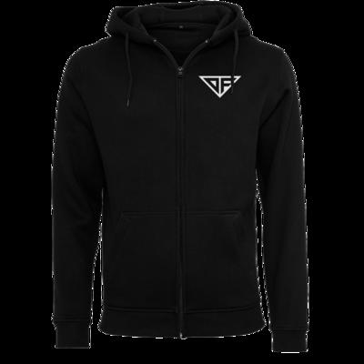 Motiv: Heavy Zip-Hoodie - DF Logo