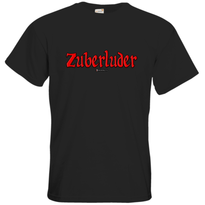 Motiv: T-Shirt Premium FAIR WEAR - Zuberluder