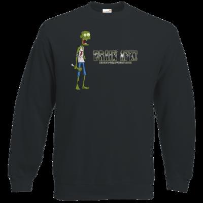 Motiv: Sweatshirt Classic - ROFA - Brain AFK