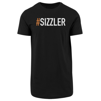 Motiv: Shaped Long Tee - SizzleBrothers - Grillen - Sizzler