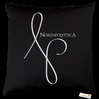 Motiv: Kissen Baumwolle - Northpolyptica - Autogramm