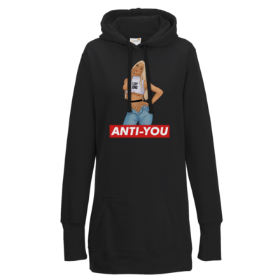 Motiv: Lady Longline Hoodie - Anti-You (Erna)