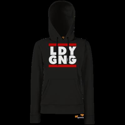 Motiv: Hoodie Damen Classic - LDY GNG