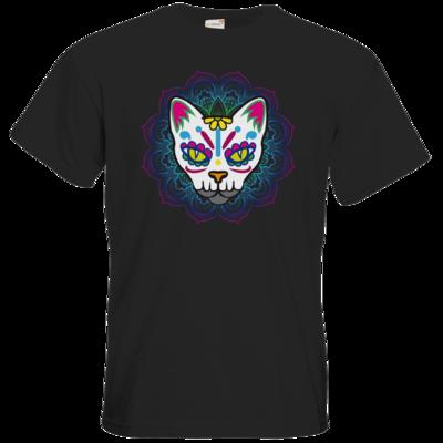 Motiv: T-Shirt Premium FAIR WEAR - AlocaNegra - Cat