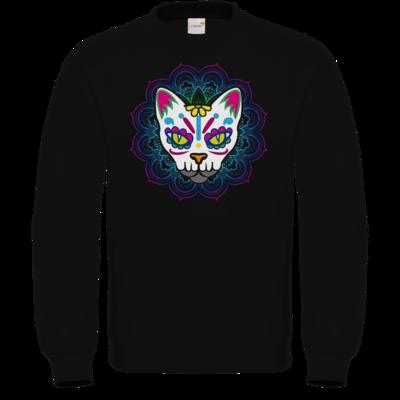Motiv: Sweatshirt FAIR WEAR - AlocaNegra - Cat