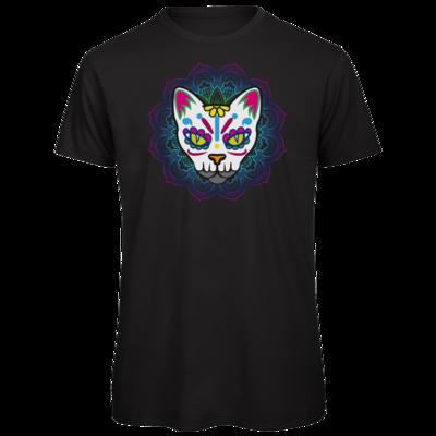 Motiv: Organic T-Shirt - AlocaNegra - Cat
