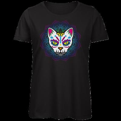 Motiv: Organic Lady T-Shirt - AlocaNegra - Cat