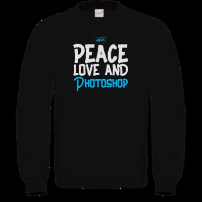 Motiv: Sweatshirt FAIR WEAR - Love