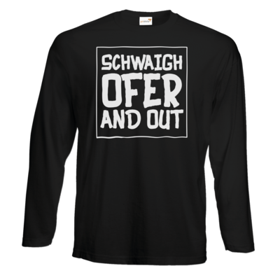 Motiv: Exact 190 Longsleeve FAIR WEAR - Schwaighofer and out