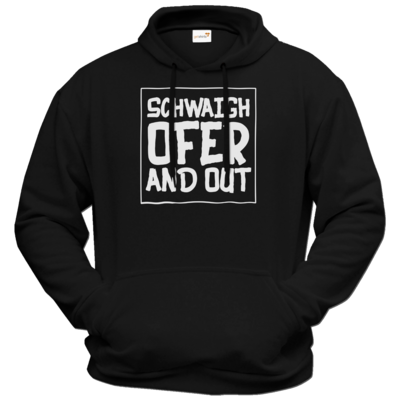 Motiv: Hoodie Premium FAIR WEAR - Schwaighofer and out