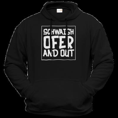 Motiv: Hoodie Premium FAIR WEAR - Schwaighofer and out