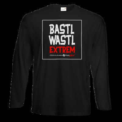 Motiv: Exact 190 Longsleeve FAIR WEAR - Bastlwastl extrem