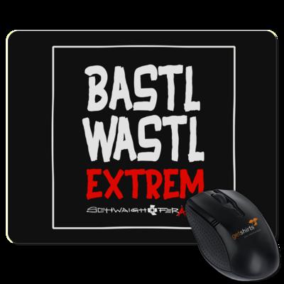 Motiv: Mousepad Textil - Bastlwastl extrem