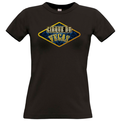 Motiv: T-Shirt Damen Premium FAIR WEAR - Cirque du Vegas