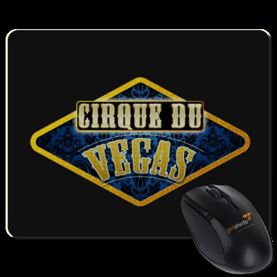 Motiv: Mousepad Textil - Cirque du Vegas