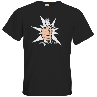 Motiv: T-Shirt Premium FAIR WEAR - #heimwerkerkönig