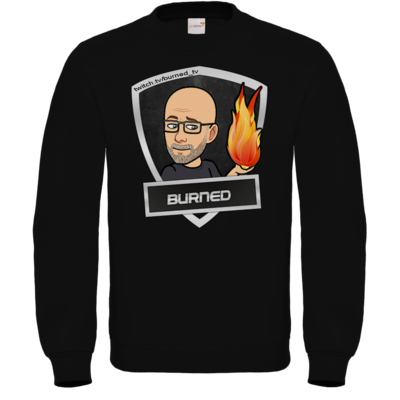 Motiv: Sweatshirt FAIR WEAR - BurnedLogo