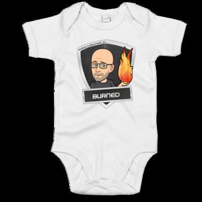 Motiv: Baby Body Organic - BurnedLogo