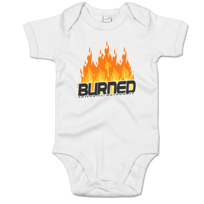 Motiv: Baby Body Organic - Burned Flames