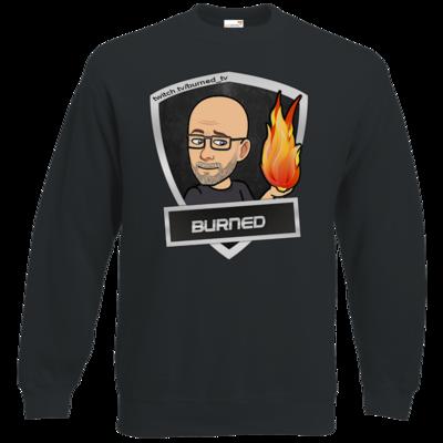 Motiv: Sweatshirt Classic - BurnedLogo