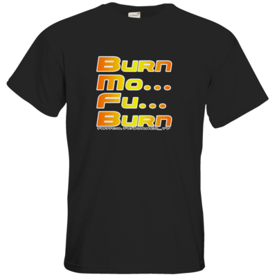 Motiv: T-Shirt Premium FAIR WEAR - BurnMoFu