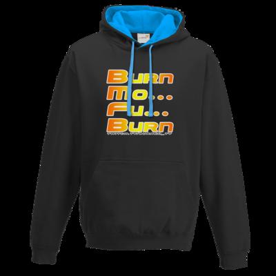 Motiv: Two-Tone Hoodie - BurnMoFu