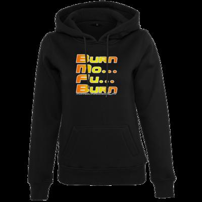 Motiv: Womens Heavy Hoody - BurnMoFu