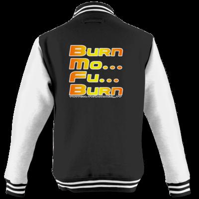 Motiv: College Jacke - BurnMoFu